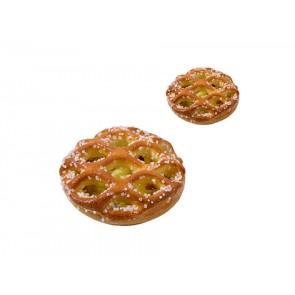 Appelvlaaitjes met raster 9 cm