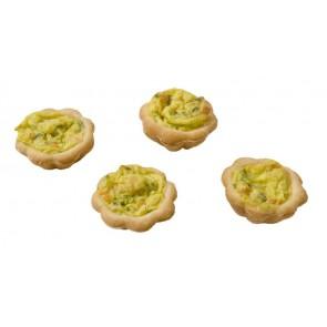 Mini quiche Gemengde groente