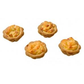 Mini quiche ham/kaas