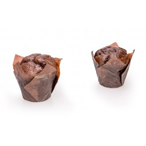 Tulip Muffin Double chocolate